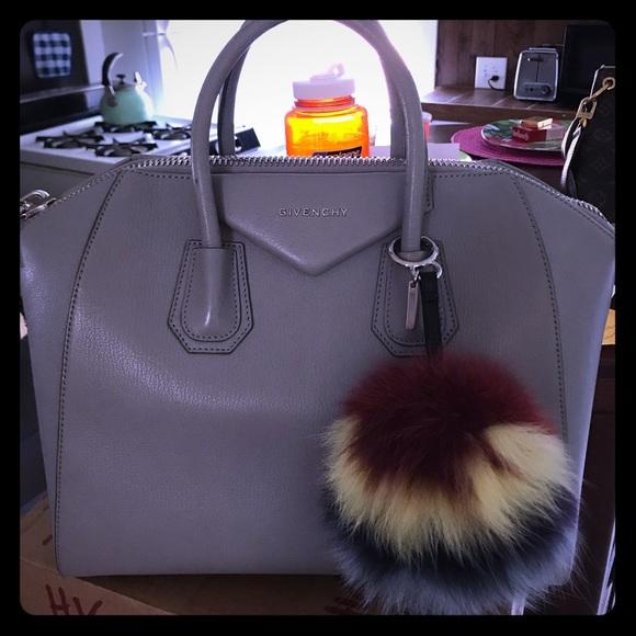 Givenchy Handbags - Givenchy antigona pearl grey